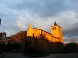 La Ferriere, Saint-Médard-en-Forez
