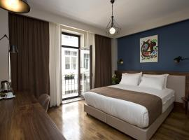 Snog Rooms & Suites