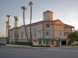 圣克利门蒂美国最佳价值旅馆, 圣克莱门特