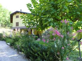 Villa Ory Apartment, Nocera Umbra