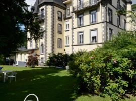 Le Grand Hôtel, Le Mont-Dore