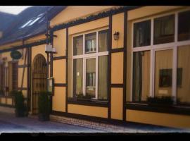 宇塞拉格豪斯拉卡餐厅酒店, Kladno