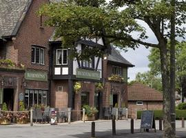 The Broadoak Hotel, Ashton under Lyne