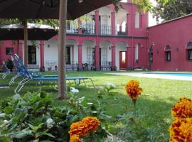 噶拉尔特公寓酒店, 圣科洛马·德法尔