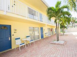 Minorga on the Key Beachside, Siesta Key