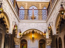 Riad Sidi Fatah, Rabat