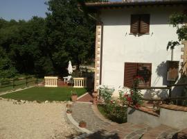 Boscodisotto, Rapolano Terme