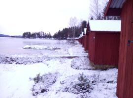 Vakantiehuis in Zweden, Edebäck