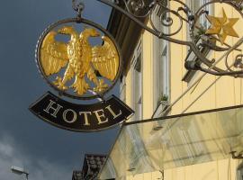 金鹰酒店, 哈尔施塔特