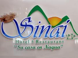 Hotel Sinai, Nagua