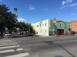 Roxy Hotel, Лос Анджелис