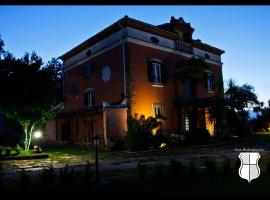 Casale Marella, Ceccano