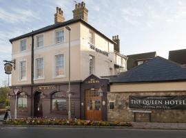 The Queen Hotel Wetherspoon, Aldershot