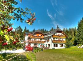 阿尔卑斯云杉旅馆, 拉姆绍达赫斯坦
