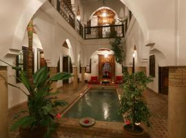 Riad Al Anouwar, مراكش