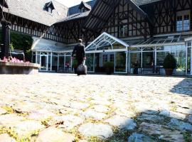 列穆莱特城堡酒店, 欧迪尼斯