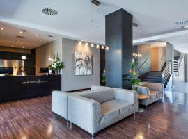 阿提卡21瓦勒斯公寓式酒店, 萨瓦德尔