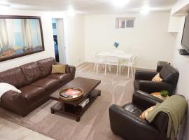 2 Bedroom Suite in Ideal Location