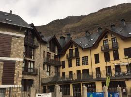 Apartaments Pirinenc, Esterri d'Àneu