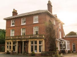Aylestone Court Hotel, هيريفورد