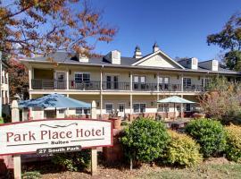 Park Place Hotel, Dahlonega