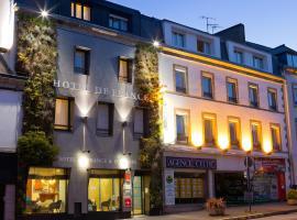 欧洲法国西托特尔酒店, 孔卡尔诺