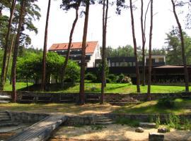 Hotel Hladina, Nebřich