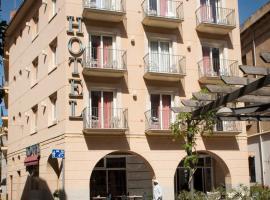 Hotel Plaça, Sant Feliu de Guixols