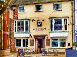 The Wheatsheaf Hotel, Newport