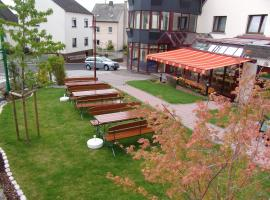 沃尔夫莫特斯兰德酒店, Sessenbach