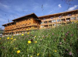 弗罗拉皮那运动酒店, 阿尔卑斯休斯山