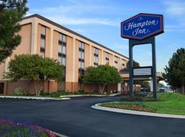 Hampton Inn Chicago-O'Hare International Airport, Schiller Park