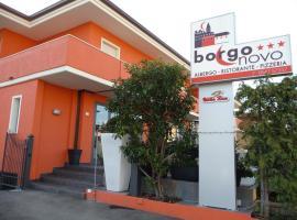 博尔戈诺沃旅馆, Badia
