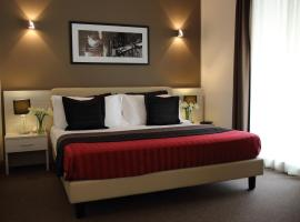 Stelle Hotel The Businest, Napoli