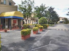 Hotel Baia Del Sole, شيفيتافيكْيا