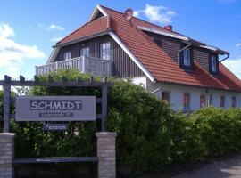 Schmidt's Pension Schwansee, Groß Schwansee