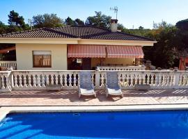 Villa Ebro, Sils