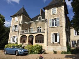 Le Château, Champagny-sous-Uxelles