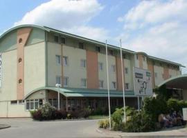 Jancsár Hotel, سيكيشْفيهيرفار