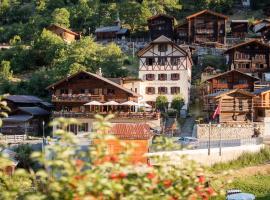 Hotel Nest- und Bietschhorn, Blatten im Lötschental