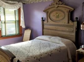石屋汽车旅馆和酒店, Ticonderoga