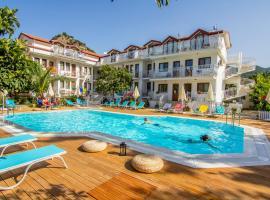 فندق يونسال, أولدينيس