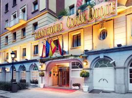 فندق سيركوتيل جران هوتيل كوندي دوكي