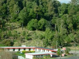 游猎汽车旅馆, Taihape