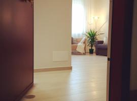 St. Vitale's Basilic view elegant apartment
