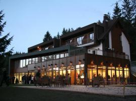 Hotel Rakitna, Rakitna