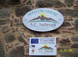 Affittacamere Nebrodi, Capizzi