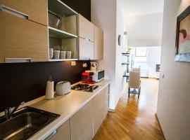 布拉格中心阳光公寓