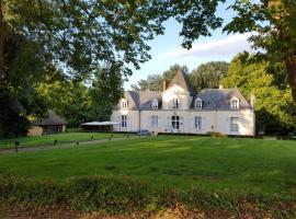 Domaine De Chatenay - Le Mans, Saint-Saturnin