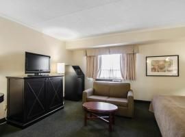 雷基纳品质酒店